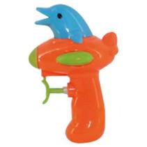 waterpistool Dolfijn junior 14 x 9 cm oranje