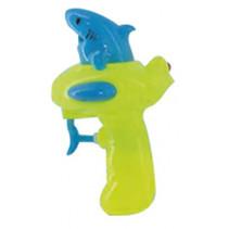 waterpistool Haai junior 14 x 9 cm groen
