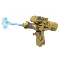 2-in-1 waterpistool/tank beige 25 cm