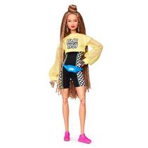 Barbie pop 'Streetwear Signature' gevlochten haar