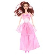 tienerpop Sophie met extra kleding 30 cm roze