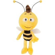 knuffel Willy 30 cm geel