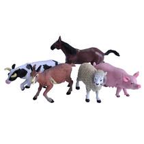 speelfiguren boerderijdieren junior 5-delig