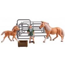 Country Life paardenverzorging beige 14 cm