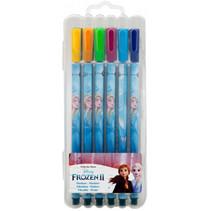 kleurstiften Frozen II junior 12 stuks