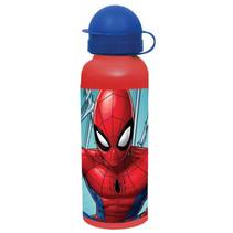 drinkbeker Spider-Man junior 520 ml aluminium rood