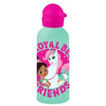 drinkfles Nella The Princess Night Friends 500 ml mintgroen
