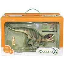 prehistorie: T-Rex speelset 31 cm