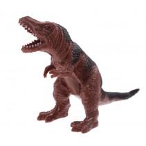 Stretchy Creatures Dinosaurus 18 cm bruin