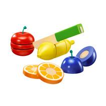 speelgoedeten Fruit junior 11-delig