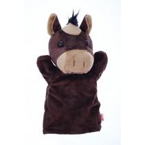 Handpop Paard 28cm
