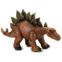knuffeldino Stegosaurus junior 72 x 39 cm pluche oranje