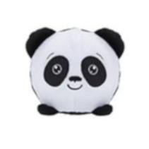 knuffel Squishimi Zoo Animals junior pluche 9 cm wit