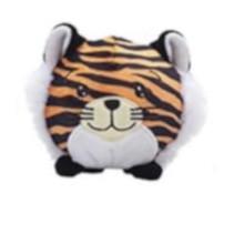 knuffel Squishimi Zoo Animals junior pluche 9 cm oranje