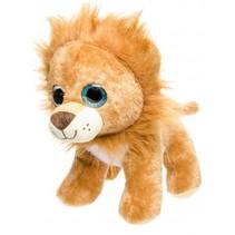 knuffel leeuw bruin 23 cm