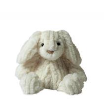 knuffel Adorables Lulu Bunny 14 cm pluche wit