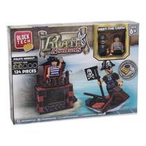 bouwpakket Pirate Adventures 124-delig