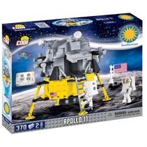 bouwpakket Smithsonian - Apollo 11 grijs 372-delig (21079)