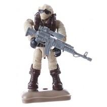 bouwset soldaat G 7 cm 31 delig