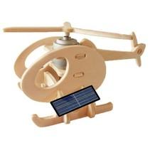 3D-puzzel helikopter Solar 14 cm 13-delig