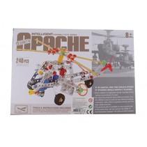 bouwpakket intelligent apache 240-stuks zilver