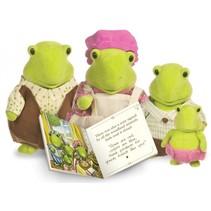 Tidyshine schildpad familie incl. voorleesboek