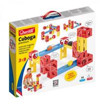 knikkerbaan Cuboga premium junior  51-delig