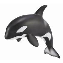 zeedieren: babyorka 14 cm zwart