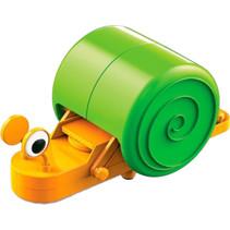 robotslak Kidz Robotix junior oranje/groen