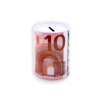 spaarpot 10 euro 12x8,5cm