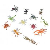 speelset insecten junior 12-delig