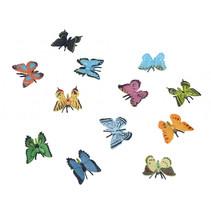 speelset vlinders junior 12-delig