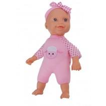 babypop 22 cm roze