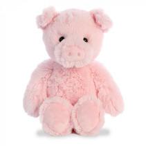 knuffelvarken Cuddly Friends 30 cm pluche roze