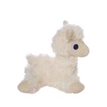 knuffel Floppies Llama 18 cm pluche crème