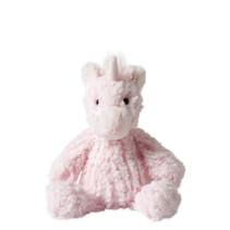 knuffel Adorables Unicorn meisjes 14 cm pluche roze