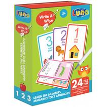leerspel Learn the number junior 25-delig