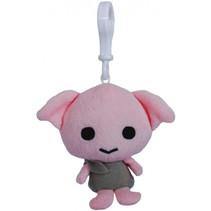sleutelhanger Harry Potter - Dobby 10 cm pluche roze
