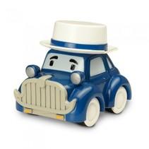 Robocar Poli - diecast Musty 7 cm blauw