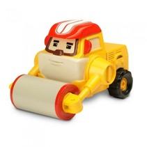 Robocar Poli - diecast Max 7 cm geel