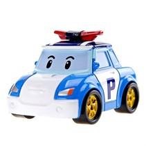 Robocar Poli - diecast Poli 7 cm blauw