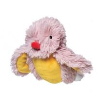 knuffel Songbird 18 cm pluche roze/geel