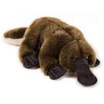 knuffeleekhoorn junior 26 cm pluche bruin