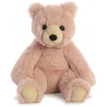 knuffelbeer Olivia junior 23 cm pluche lichtroze