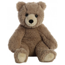 knuffelbeer Harry junior 22 cm pluche bruin