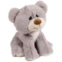 knuffelbeer junior 26 cm pluche bruin