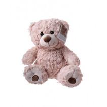 knuffel beer junior 35 cm pluche lichtbruin