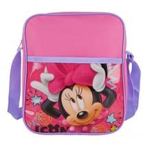 schoudertas Minnie Mouse 24 x 20 x 4 cm roze