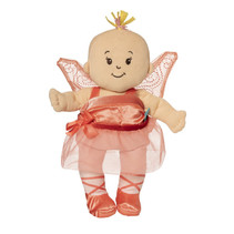 outfit Baby Stella 30,5 cm textiel roze 2-delig