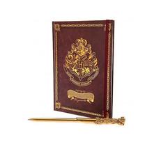 notitieboek Harry Potter junior A5 papier rood/goud